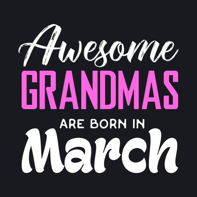Grandma Birthday Shirts
