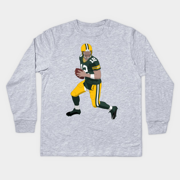 0a3409e8 Aaron Rodgers - Aaron Rodgers - Kids Long Sleeve T-Shirt | TeePublic