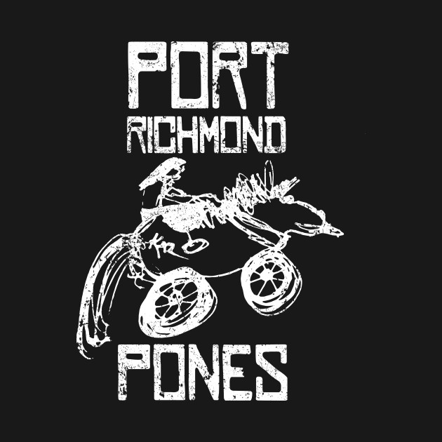 port richmond pones