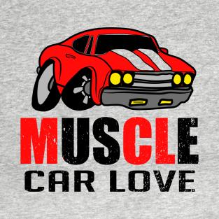 Muscle Car T Shirts Teepublic