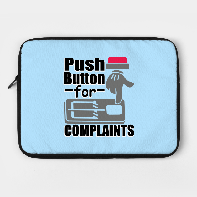 Push Button For Complaints Mouse Trap No Complaining