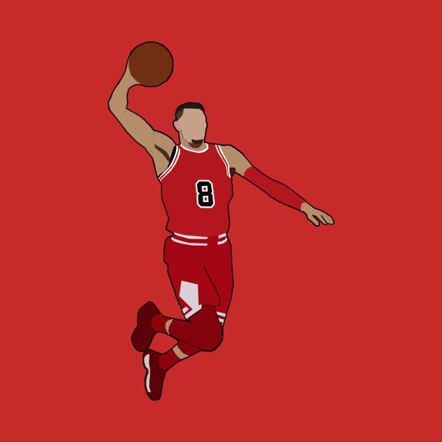 08efed0495fd Zach Lavine - Chicago Bulls - Nba - Long Sleeve T-Shirt