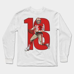 separation shoes 3e282 9700e Joe Montana Long Sleeve T-Shirts | TeePublic