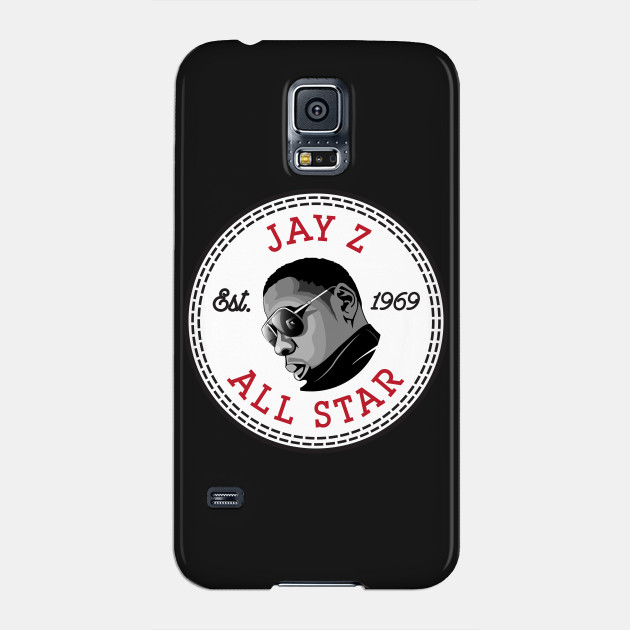 5a628c66be88 Jay Z Converse All Star Icon - Jay Z - Phone Case