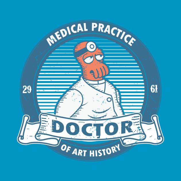 Doctor of art history