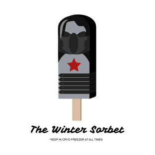 The Winter Sorbet t-shirts