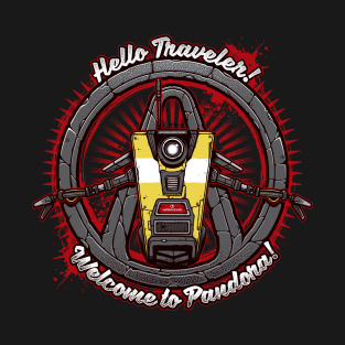Borderlands Gifts and Merchandise | TeePublic