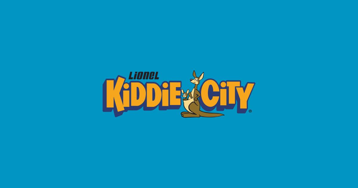 Kiddie City Toy Store Logo - Logo - T-Shirt