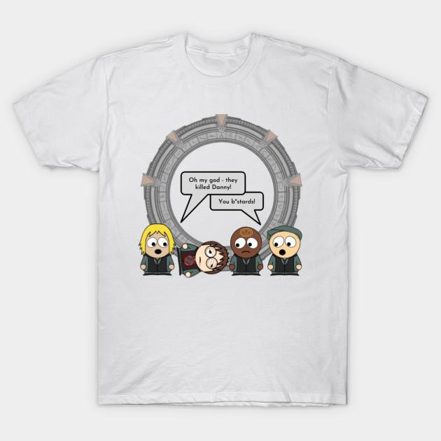 Sg1 Sg1 Stargate Command Youth T-Shirt