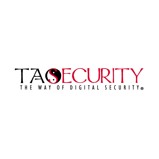TaoSecurity Way of Digital Security