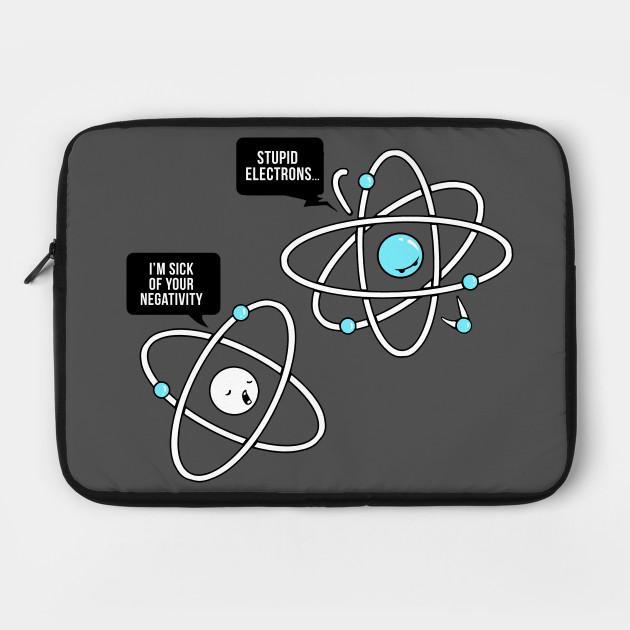 Negative Atom