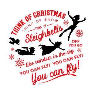 main tag peter pan christmas t shirt - Disney Christmas Shirts