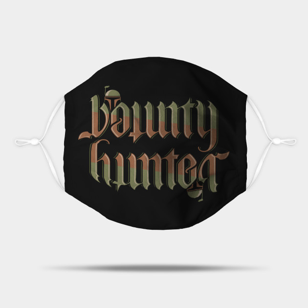 Bounty Hunter Ambigram