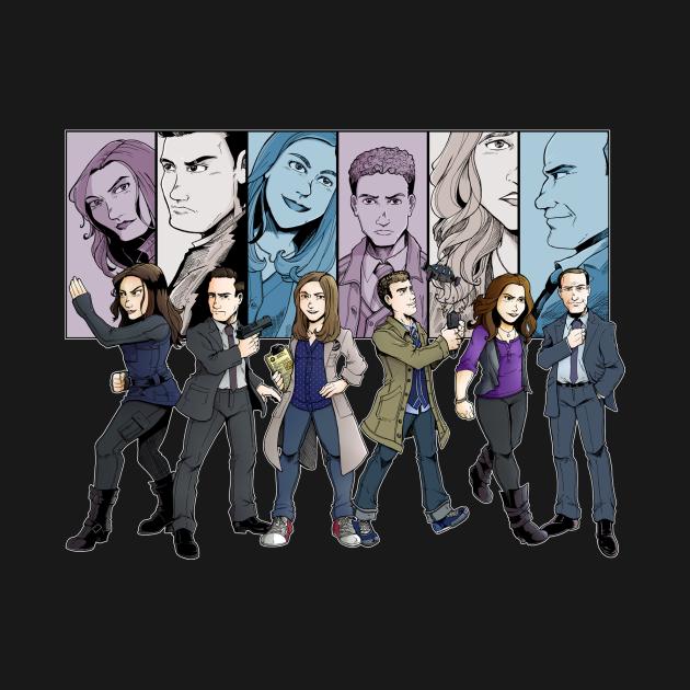 Agent Line Up