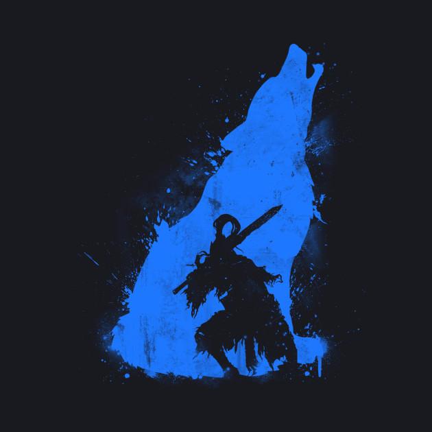 The Walker of abyss v. blue