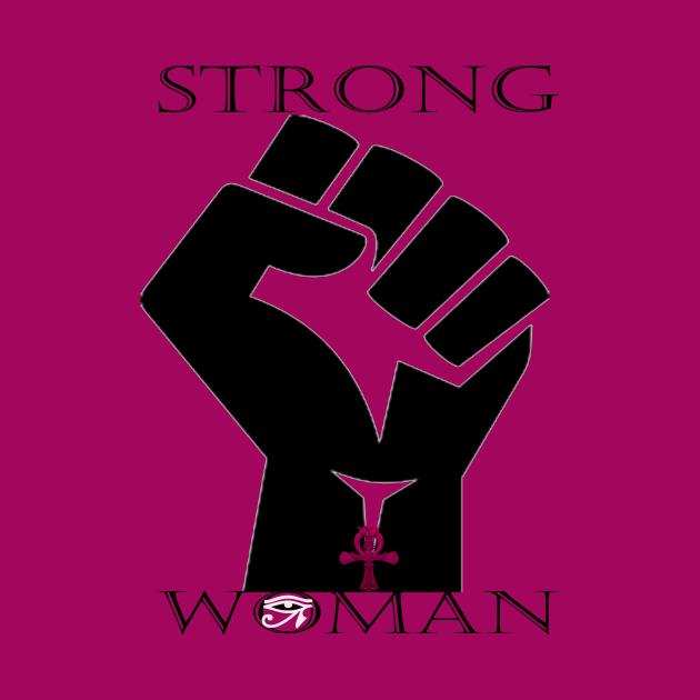 StrongWoman black