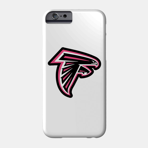 Bca Atlanta Falcons Logo Atlanta Falcons Phone Case Teepublic