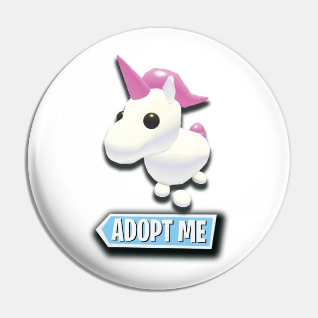 Unicorn Adopt Me Roblox Roblox Game Adopt Me Characters Roblox Adopt Me Pin Teepublic