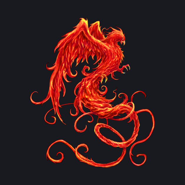 Phoenix on Fire