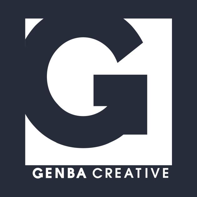 Genba Creative Logo W