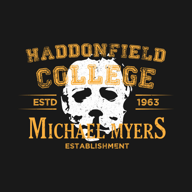 Haddonfield College T-Shirt