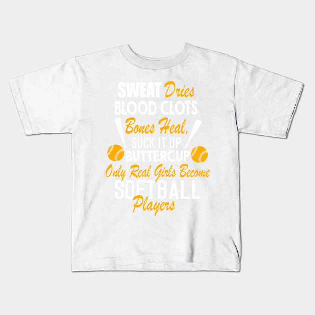 Softball Players T-shirt gift