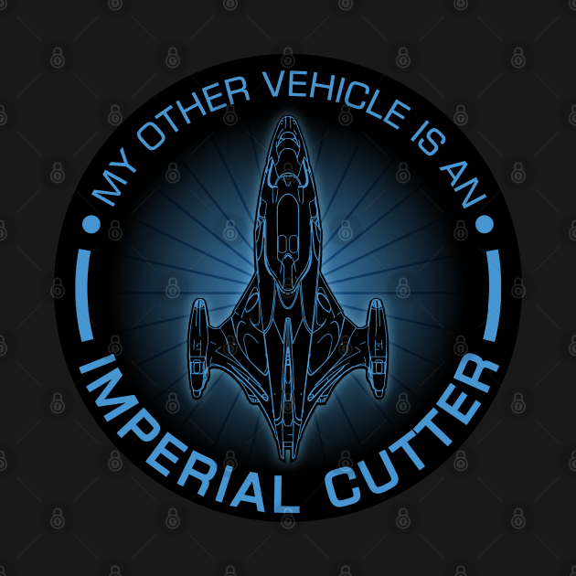 ELITE DANGEROUS: OTHER VEHICLE IMPERIAL CUTTER