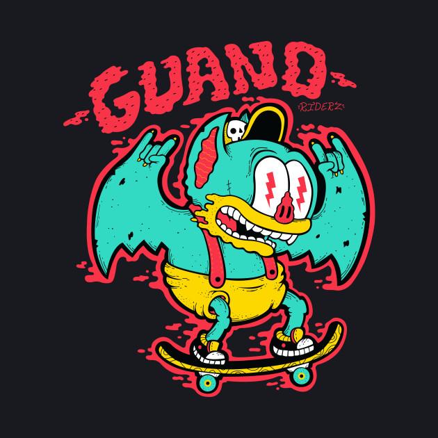 Guano Rider