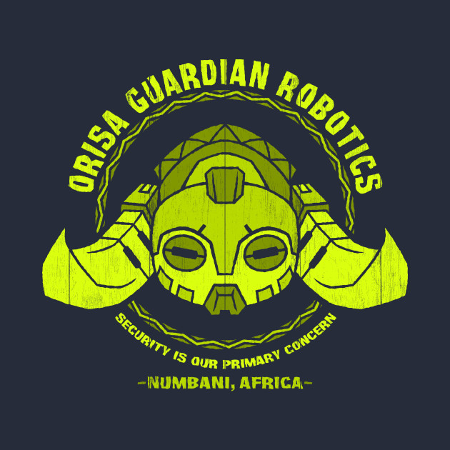 Orisa Guardian Robotics
