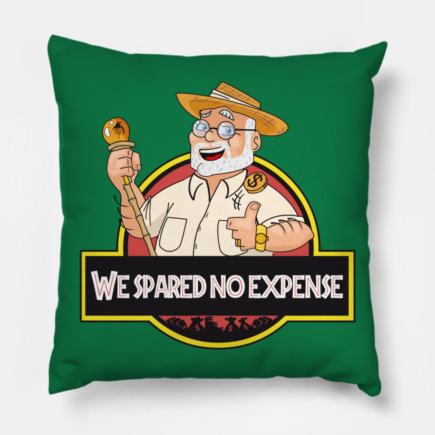 We spared no expense!!!