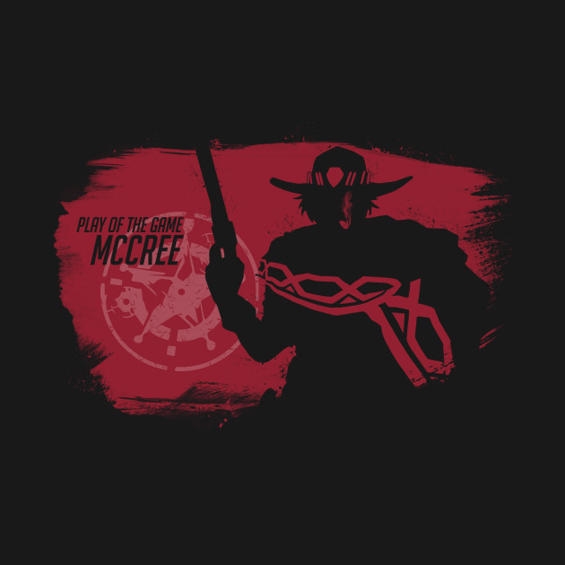 Play of the game - McCree