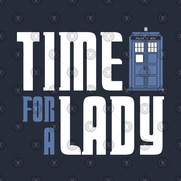 Time For A Lady