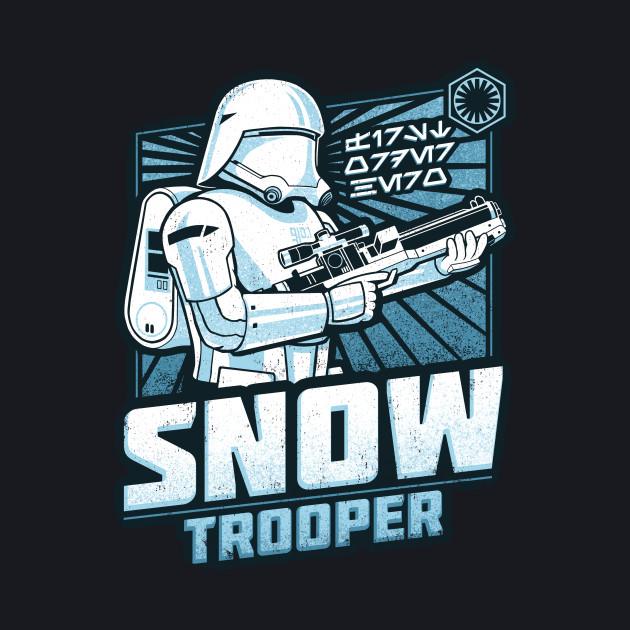 First Order Hero: Snowtrooper
