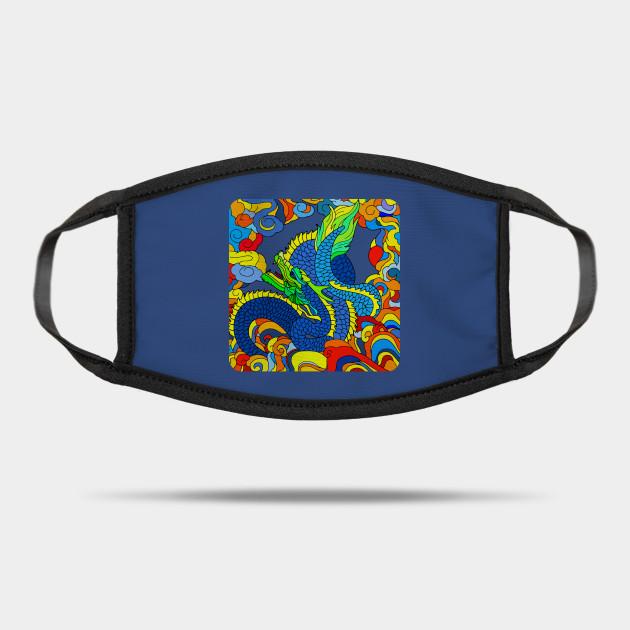 Colorful Sea Serpent
