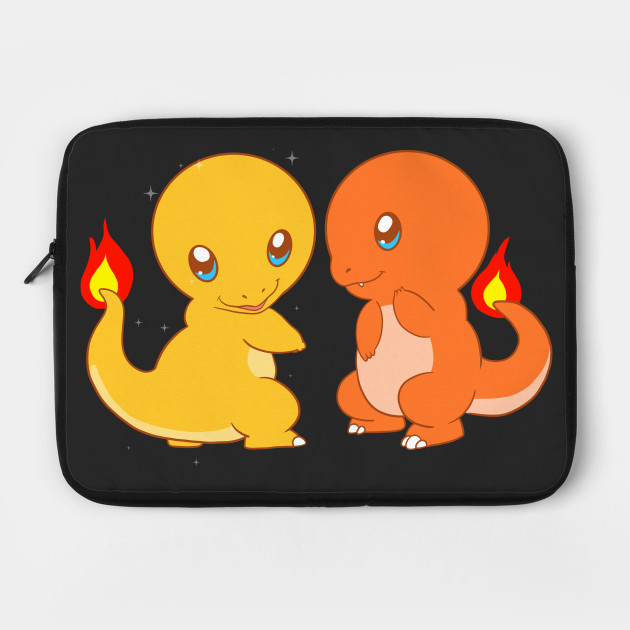 Hey, you look different! ( Charmander )