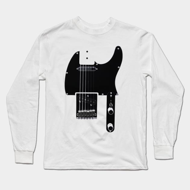 Gitarren Langarmshirt