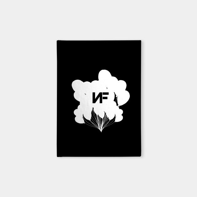 NF Balloons (White Logo)