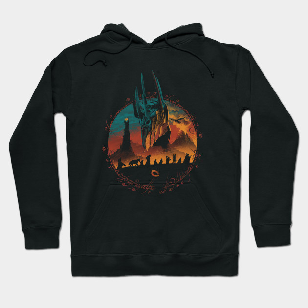 Middle Earth Quest Hoodie