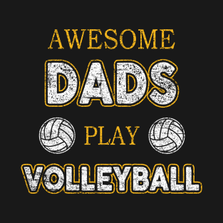 The Volleyball Dad Daddy Team Player Gift Idea Father Is A Fun For Birthday Christmas Each Of Sport Love Mom