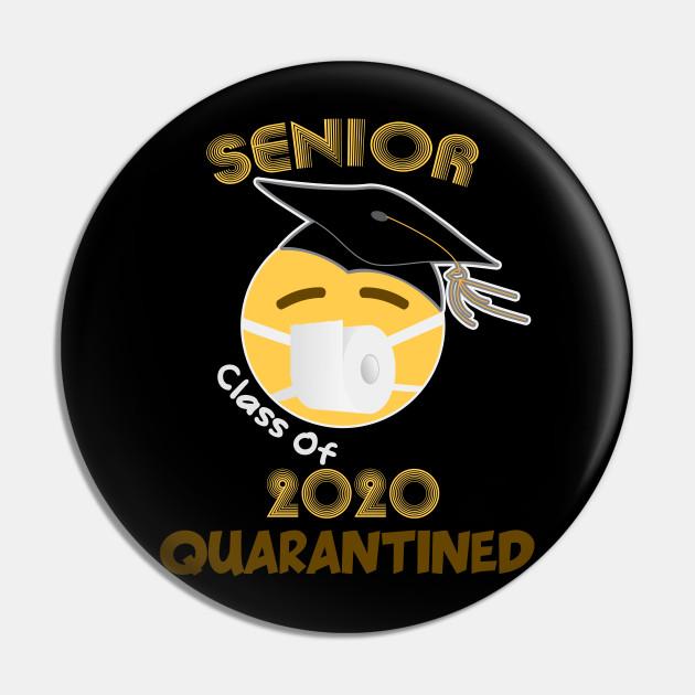 Class of 2020 Quarantined Resin Epoxy Pin
