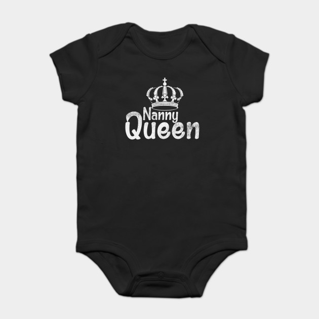 Nanny Queen Gift Childcare Babysitting Caretaker