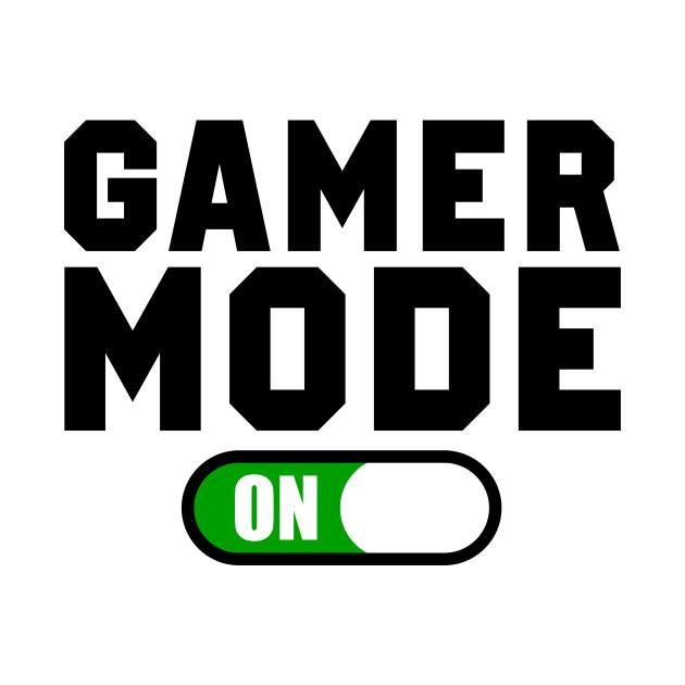 gamer mode on gamer pillow teepublic