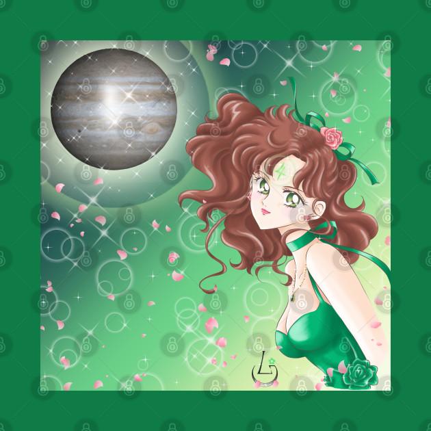 Princess Jupiter Portrait