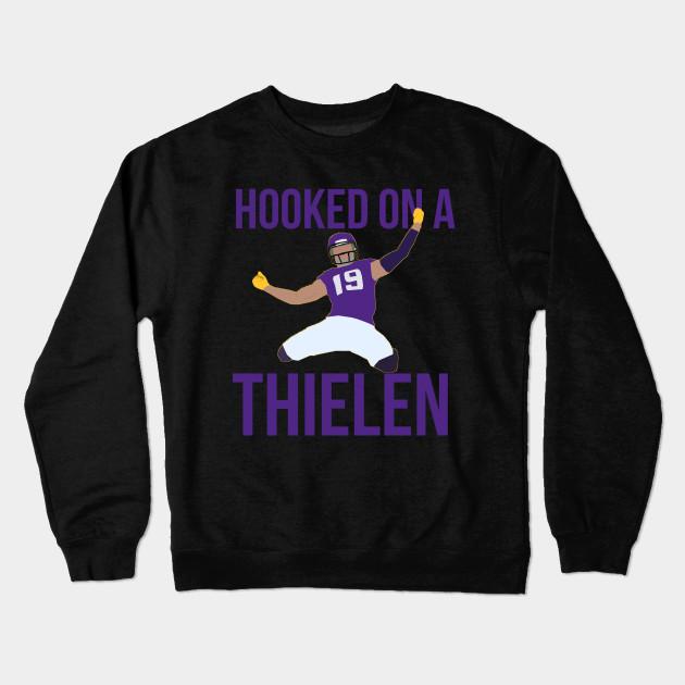 promo code 81911 386ea Adam Thielen - Hooked on a Thielen