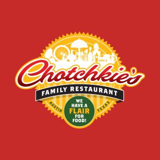 Chotchkie's t-shirts