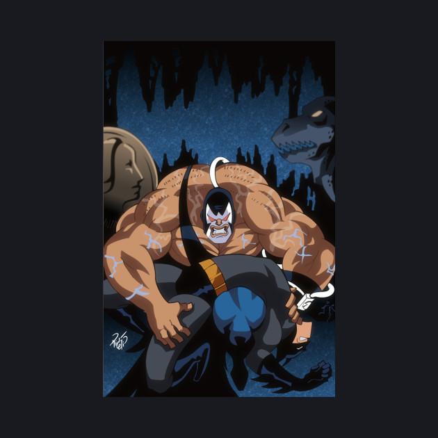 Batman The Animated Series Knight Fall