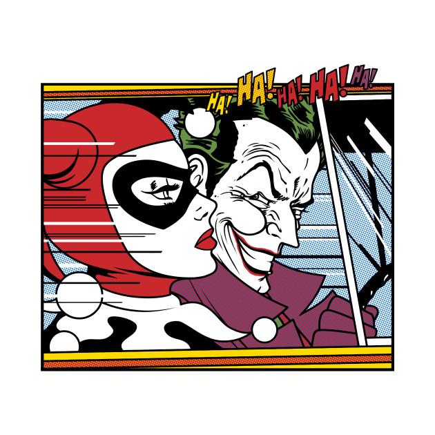 In The Jokermobile