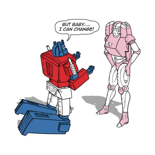 Optimus Prime Transformers Funny Parody