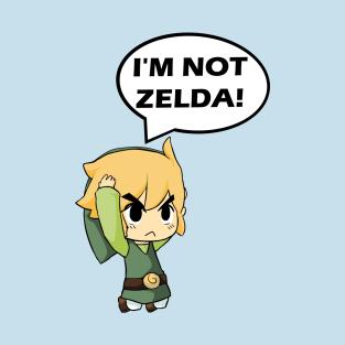 I'm Not Zelda!