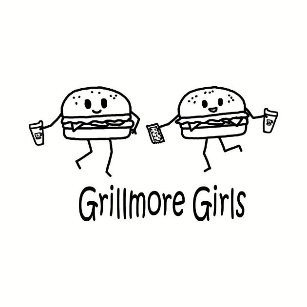 Grillmore Girls Pocket